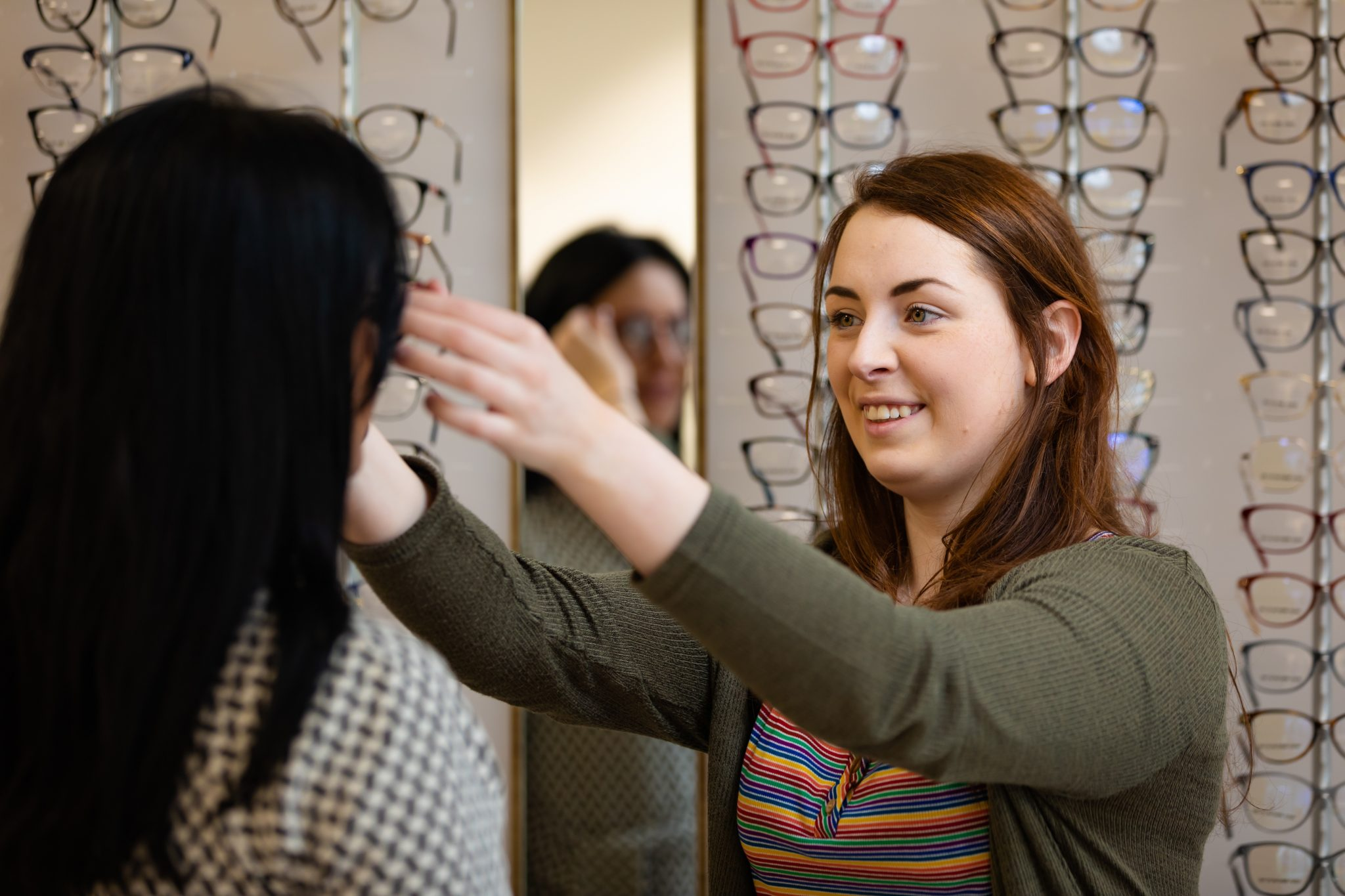 Independent Opticians, based in Stephen Street, Sligo