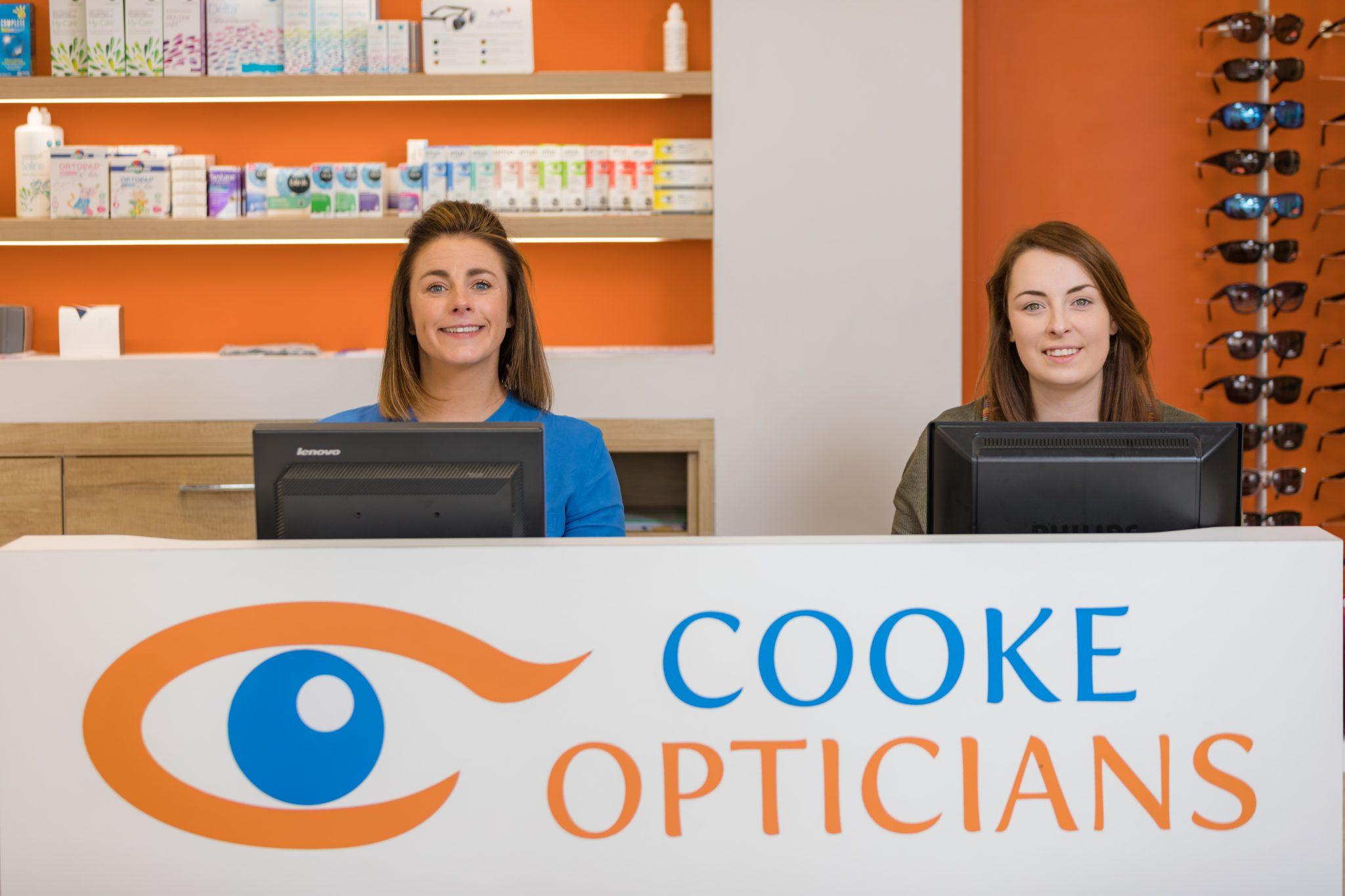 Independent opticians, Stephen Street, Sligo