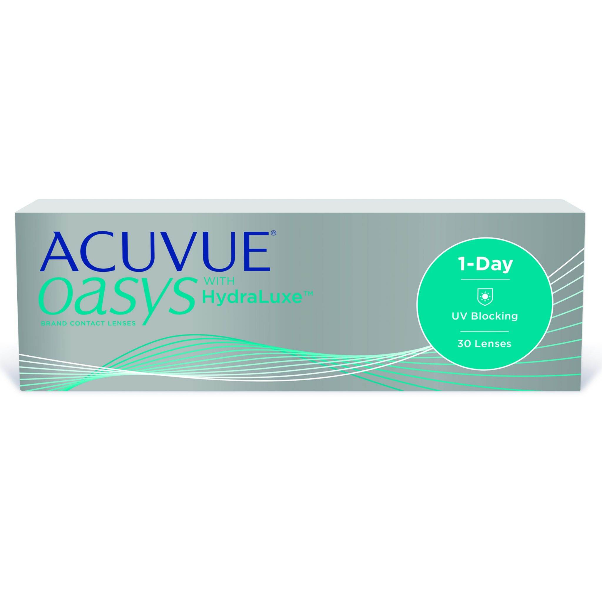 Acuvue Oasys with HydraLuxe(1 day)